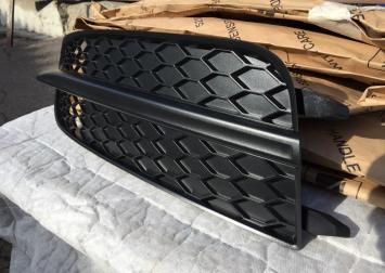 Ауди а7 A7 Audi решётка птф левая