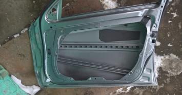 Дверь Mercedes W212 E 2009