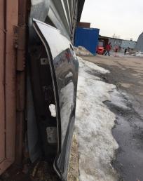 Дверь задняя левая Volkswagen Touareg