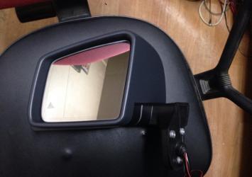 Рестайл зеркало левое правое Mercedes W463 G 1989