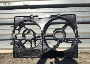 Ауди а4 в8 Audi A4B8 диффузор вентилятора