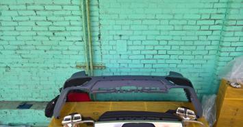 Кузов по частям Mercedes W166 ML/GLE 2012