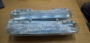 Мерседес 204 GLK глк дневной ходовой огонь LED дио