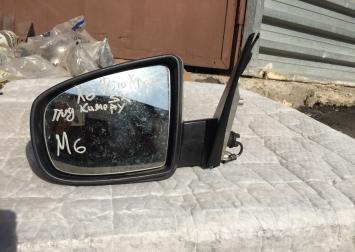 Зеркало левое BMW X6 E71 2008-2015