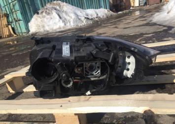Фара   ксенон рест правая BMW 3 E90/E91 2005-2011