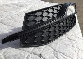 Ауди Audi а3 a3 8v3 решётка птф