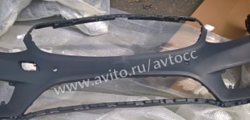 Мерседес W 212 E amg 2013 бампер передний Res AMG