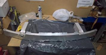 Mercedes Мерседес C 205 передняя панель телевизор
