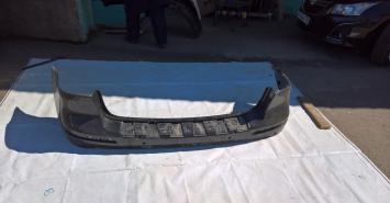Бампер задний Mercedes W166 ML/GLE 2012