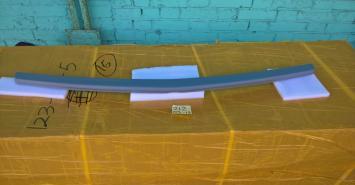 Мерседес спойлер крышки багажника lip amg амг e212