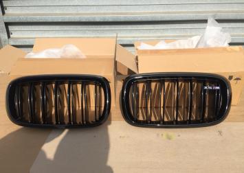 Решётка радиатора BMW Бмв х5 x5