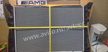 Мерседес Радиатор охлаждения двсA176 B246