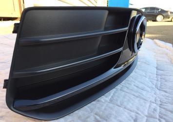 Решётка противотуманный фары птф Ауди Audi Q5 ку5