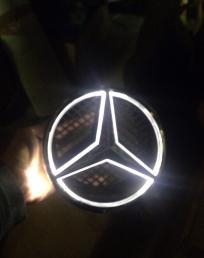 Решетка радиатора Mercedes g63 65 463