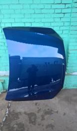 Капот  синий Mercedes W205 C 2014