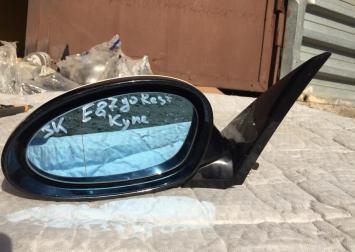 BMW Бмв е87 E87 купе до рест зеркало левое