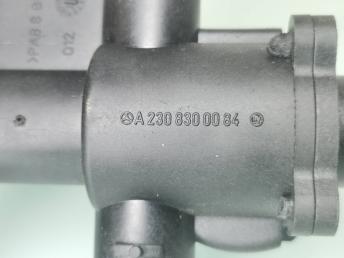 Клапан печки Mercedes W221 S a2308300084