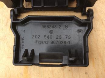Диагностический разъем Mercedes w204 w212 W207 E C a2025402373