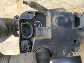 Автономный отопитель Mercedes X164 GL a1645001498