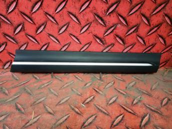 Молдинг двери передней правой Honda Crosstour 75312TP6A01