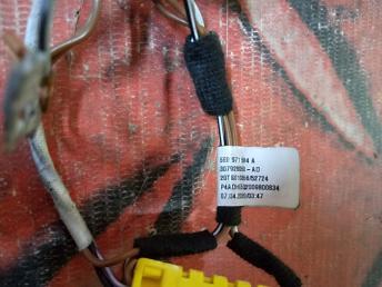 Проводка мультируля Skoda Karoq Kodiaq Rapid 5E0971584A