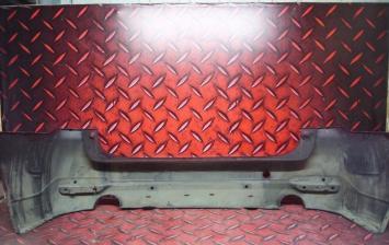 Бампер задний Subaru Forester S13 57704SG012