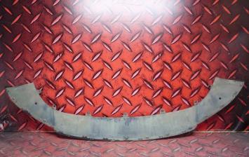 Спойлер переднего бампера Porsche Macan 95B8070611E0