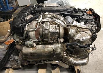 Двигатель в сборе Mercedes W222 OM656.929 DE29 LL A6560100500