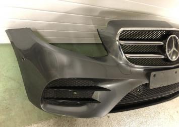Бампер Mercedes E-class W213 AMG