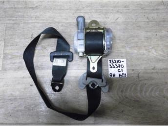 Ремень безопасности передний Rh Б/У 7321033370c1 7321033370c1
