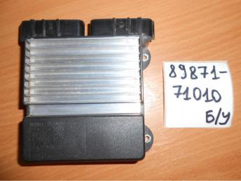 Блок управления топливными форсунками Б/У 8987171010 8987171010