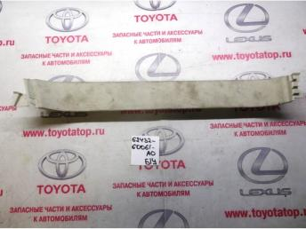 Обшивка стекла багажника левая Б/У 6243260061a0 6243260061a0