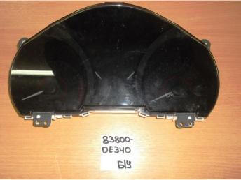Панель приборов Highlander 40 Б/У 838000e340 838000e340