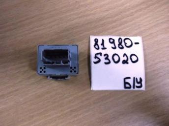 Реле указателей поворота Б/У 819800E010 819800E010