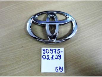 Эмблема Toyota Б/У  9097502129 9097502129