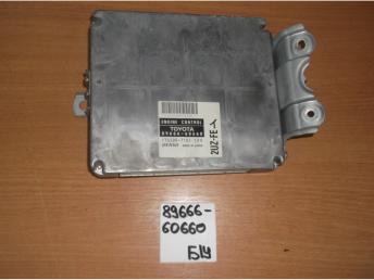 Блок управления двигателем Б/У 8966660660 8966660660