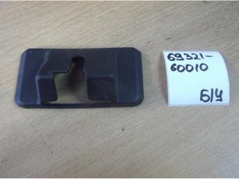 Накладка замка багажника Б/У 6932160010 6932160010