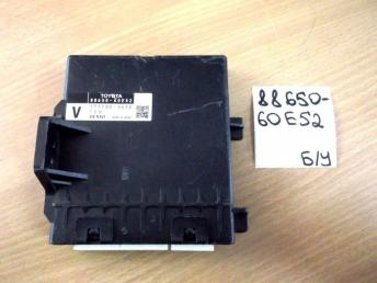 Блок управления кондиционером Б/У 8865060E52 8865060E52