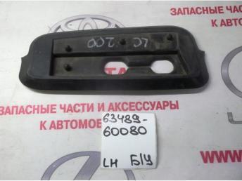 Уплотнитель резиновый RR Lh Б/У 6348960080 6348960080