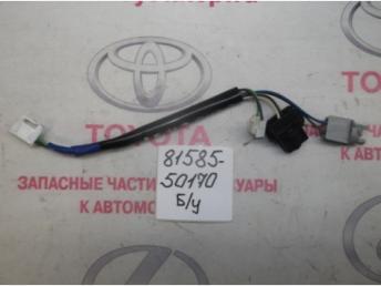 Проводка заднего внутреннего фонаря Б/У 8158550170