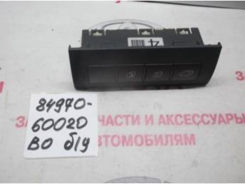 Блок кнопок Б/У 8497060020B0 8497060020B0