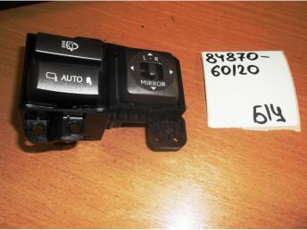 Блок управления зеркалами Б/У 8487060120 8487060120