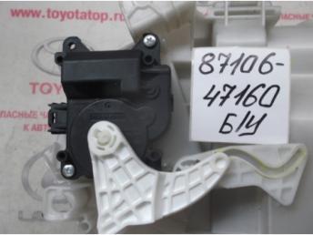 Мотор привода заслонки отопителя Б/У 8710647160 8710647160