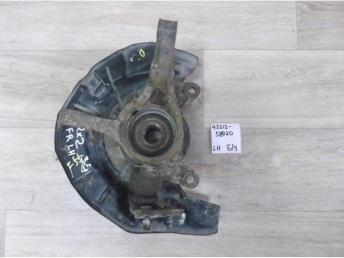 Кулак поворотный передний левый Б/У 4321258020 (Rx2-3.5-400h) 4321258020