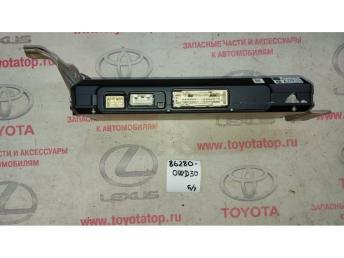 Стерео-усилитель магнитолы Б/У 862800WD30 862800WD30