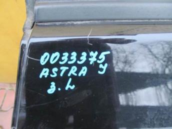 Дверь задняя левая Opel Astra J 13285610