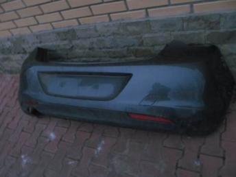 Бампер задний Opel Astra J 5 - ти дверка хэтчбек  13278378