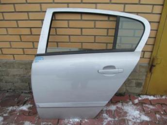 Дверь задняя левая Opel Astra H хэтчбек 2004 -2015 13162876