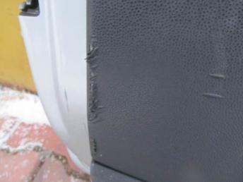 Дверь передняя левая Opel Astra H кабриолет 13194716