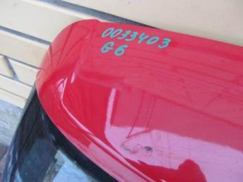 Дверь багажника VW Golf 6 ГОЛЬФ 6 2009 - 2013 БУ 5K6827025J